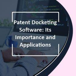 Patent Docketing Software