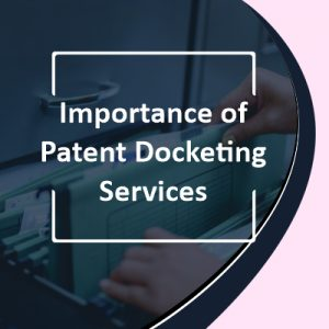 Importance Of Patent Docketing Service