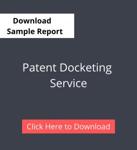Patent Docketing Service